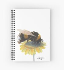 Bee Mine Spiral Notebook