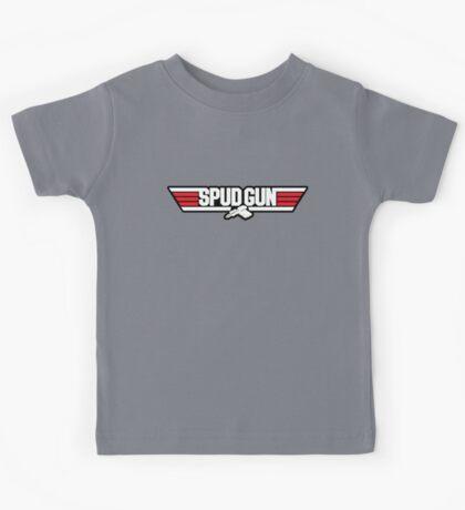 Top Gun Spud Gun (alt) Kids Clothes