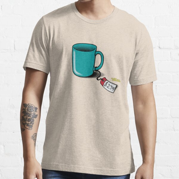 Flight of the Conchords: Cup! Essential T-Shirt