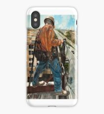 American Iron Worker iPhone Case/Skin