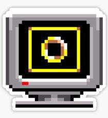Ring Monitor Sticker