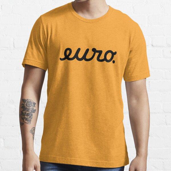 euro (5) T-shirt essentiel