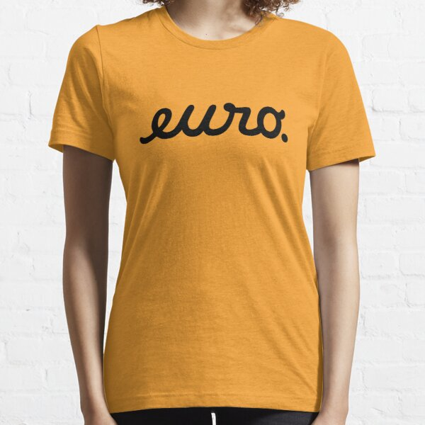 euro (5) Essential T-Shirt
