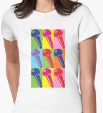 Pop Art Microphone T-Shirt
