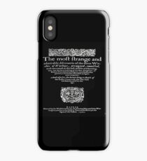 THREE WITCHES iPhone Case