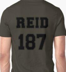 Reid Jersey Design #187 Unisex T-Shirt