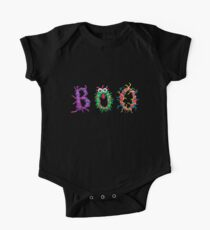 Colorful text Boo Kids Clothes