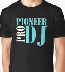 Pioneer Dj Pro Graphic T-Shirt