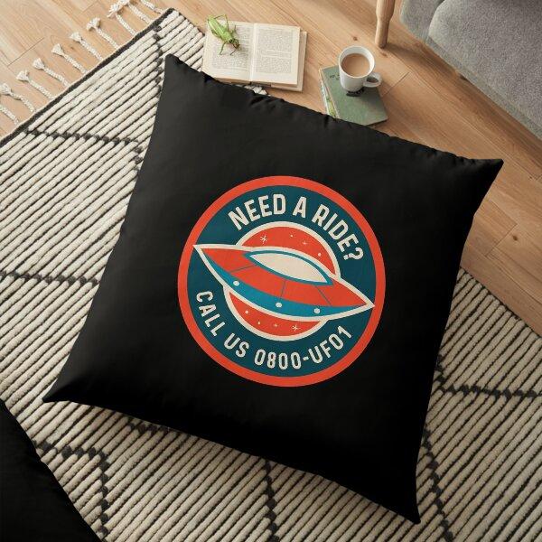 Need a ride  Floor Pillow