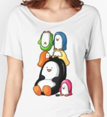 Humphrey and Friends Women's Relaxed Fit T-Shirt