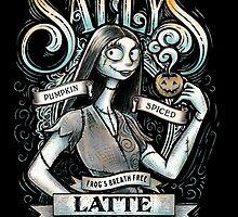 Sallys Pumpkin Spiced Latte by barrettbiggers