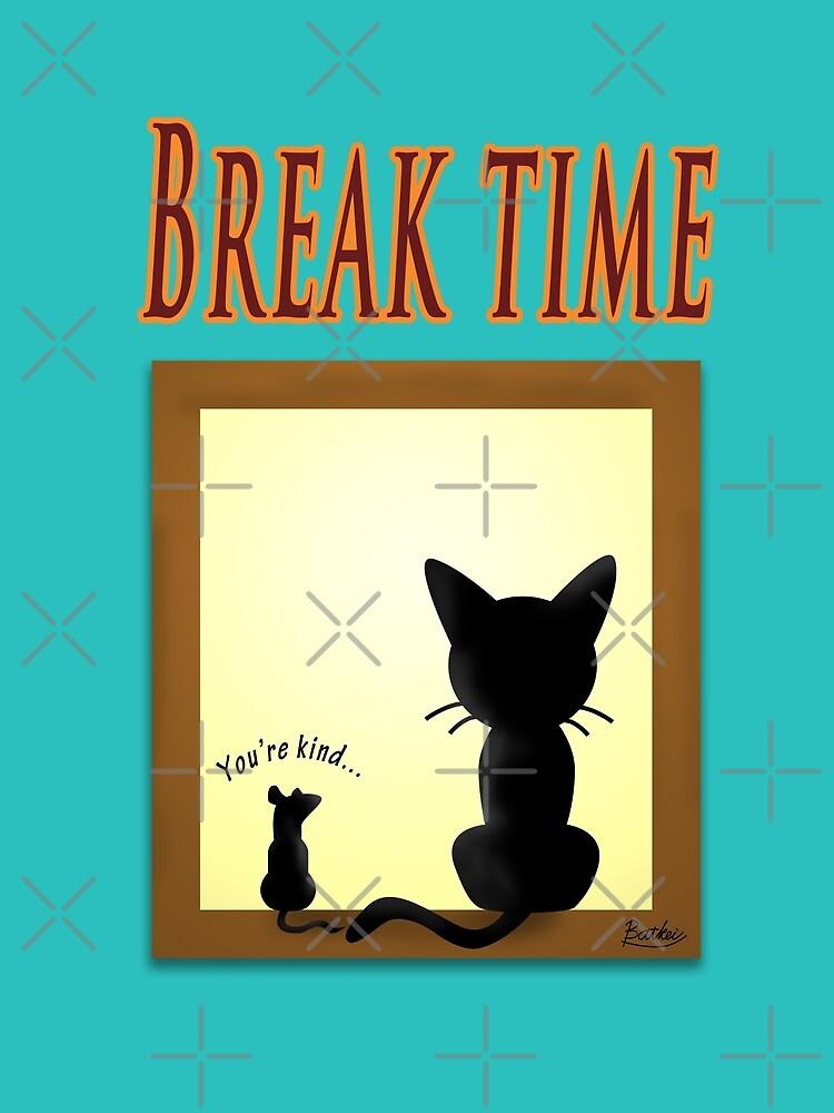 Break Time by BATKEI