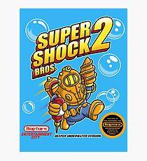 Super Shock Bros 2 Photographic Print