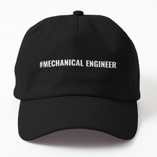 Hashtag Mechanical Engineer  Dad Hat