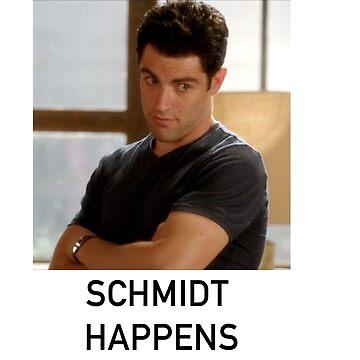 Schmidt Happens by mhv23