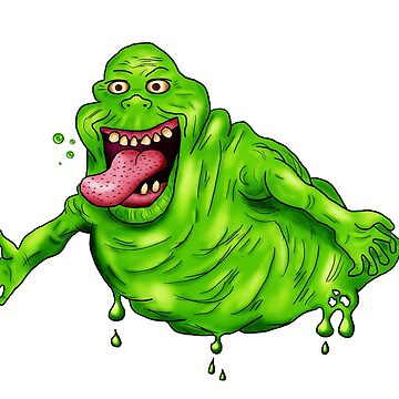 Slimer by PixelMouse
