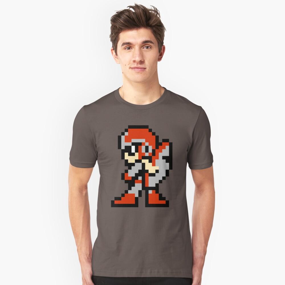 Protoman Unisex T-Shirt Front