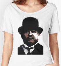 Camiseta ancha para mujer 007 - James Bond OddJob