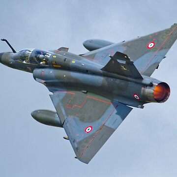 Mirage 2000N Nuclear Strike Aircraft by criso