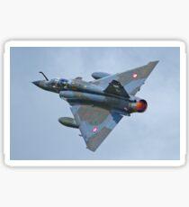 Mirage 2000N Nuclear Strike Aircraft Sticker