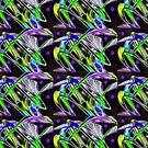 Alien Ship by glink