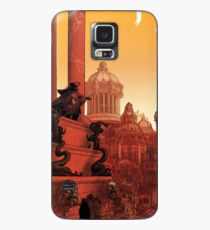 Cavaliers of Mars Art: City of Vance Case/Skin for Samsung Galaxy