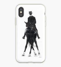 The Dance - Dressage Horse iPhone Case