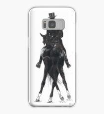 The Dance - Dressage Horse Samsung Galaxy Case/Skin