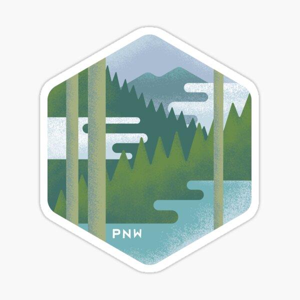 Pacific Northwest Sticker