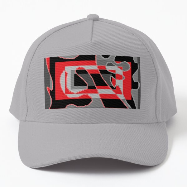 accessories, apparel, home decor, stationary, wall art, phone cases, skins, designs, patterns, abstract Baseball Cap