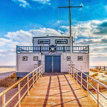 Atlantic City Beach Patrol by FelipeLodi