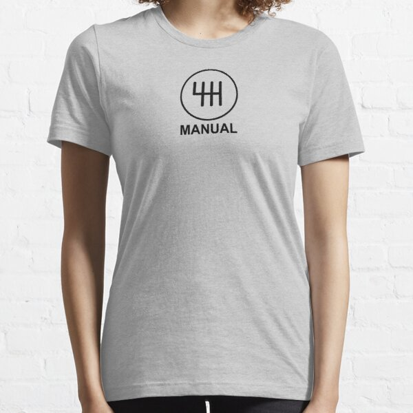Save the Manuals!! Essential T-Shirt