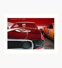 Mustang #16  Art Print