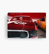 Mustang #16  Canvas Print