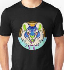 Tiger Vaporwave Unisex T-Shirt