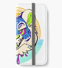 Tiger Vaporwave iPhone Wallet/Case/Skin