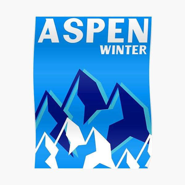 ASPEN WINTER Poster