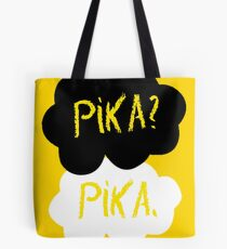 Pika in our stars Tote Bag