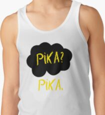 Pika in our stars Tank Top
