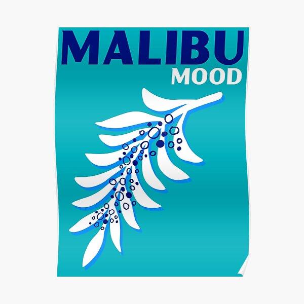 MALIBU MOOD Poster