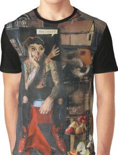 The Goblin Market Graphic T-Shirt