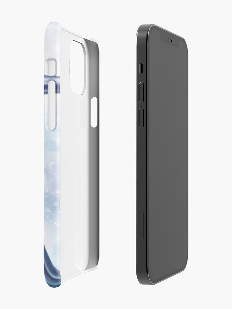 Alternate view of Hook & Swan iPhone Case & Cover