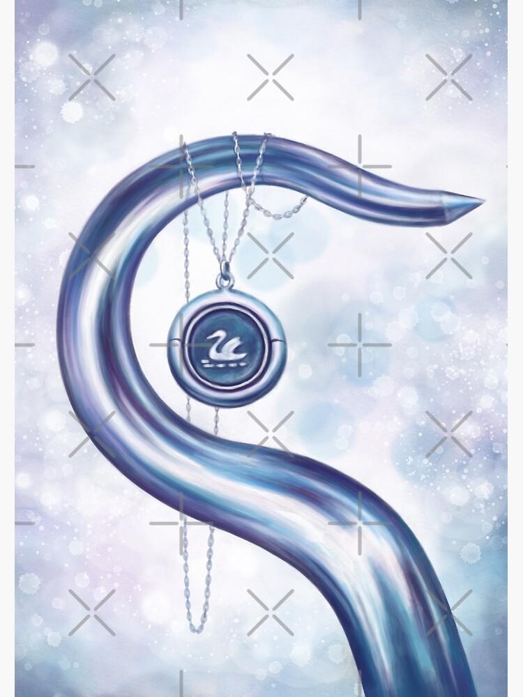 Hook & Swan by svenja