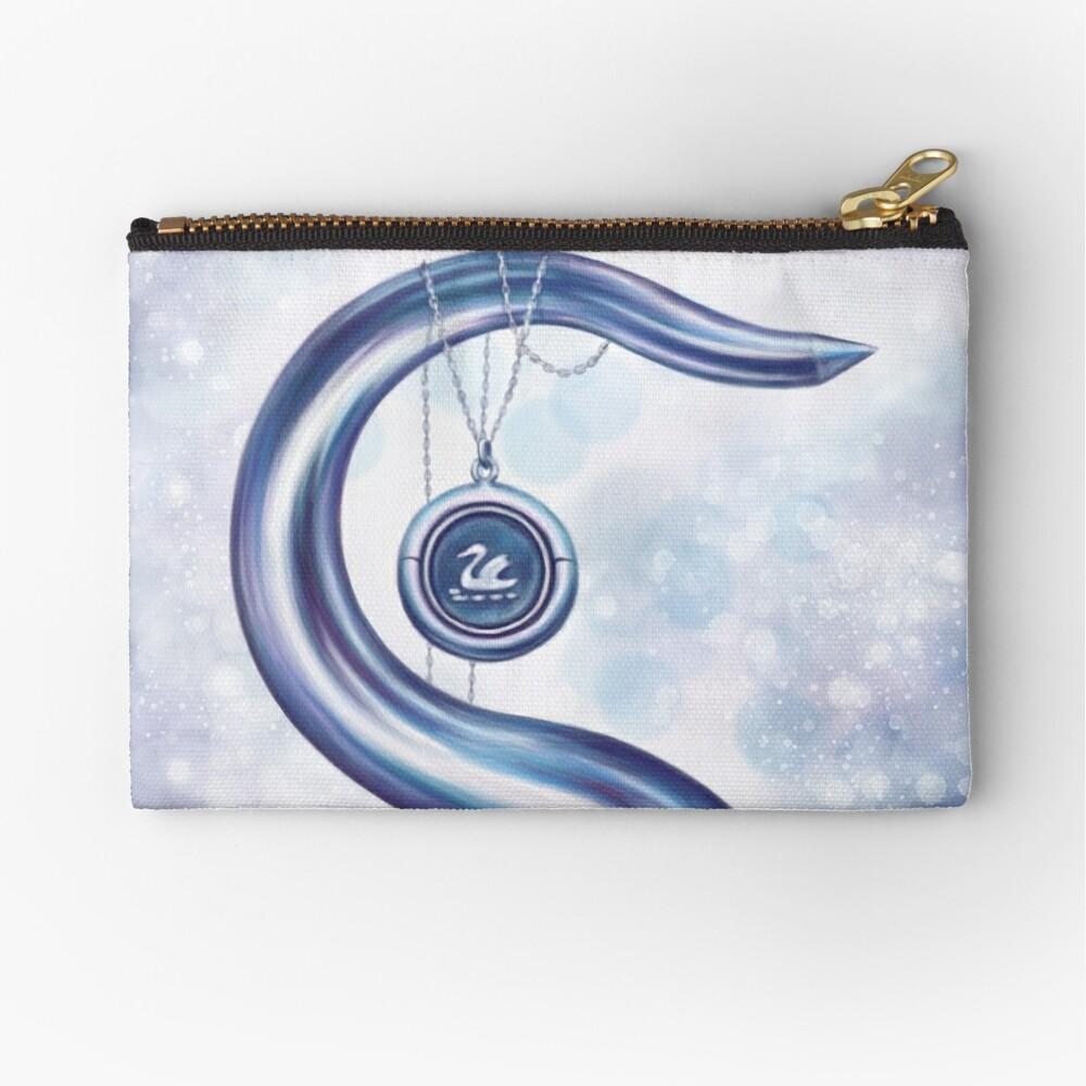 Hook & Swan Zipper Pouch
