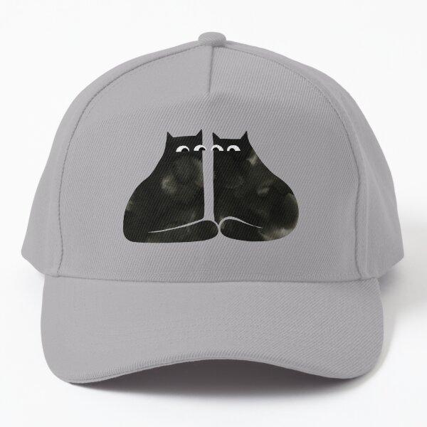 Suspicious Cats Baseball Cap