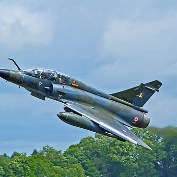 Mirage 2000N slightly abstracted by criso