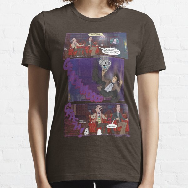 Fall of the Eleventh #4 Essential T-Shirt