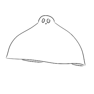 Fat Ghost by ImaginingThis