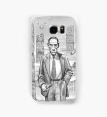 HP Lovecraft - Explorer of Strange Worlds Samsung Galaxy Case/Skin