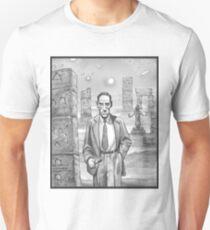 HP Lovecraft - Explorer of Strange Worlds Unisex T-Shirt